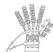 パワーアシストハンドの構造図1