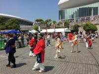 横浜開港祭ロボット未来パーク03