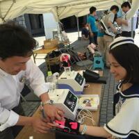 横浜開港祭ロボット未来パーク04