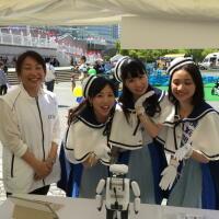 横浜開港祭ロボット未来パーク09